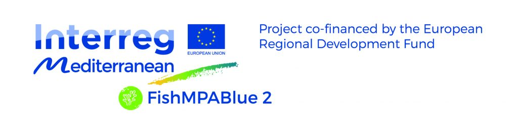 Logo FishMPABLUE2 project